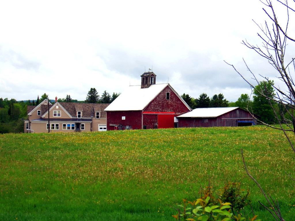 maine farms for sale