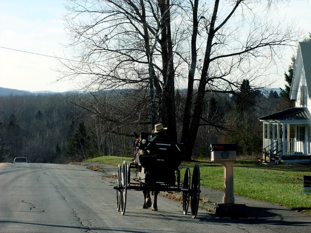 amish settlements in maine